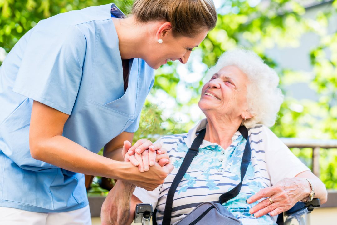 elderly care attitudes of nurses