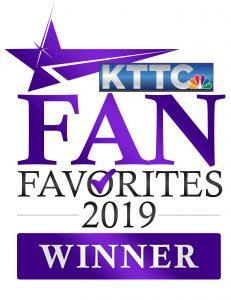 KTTC Fan Favorites Badge