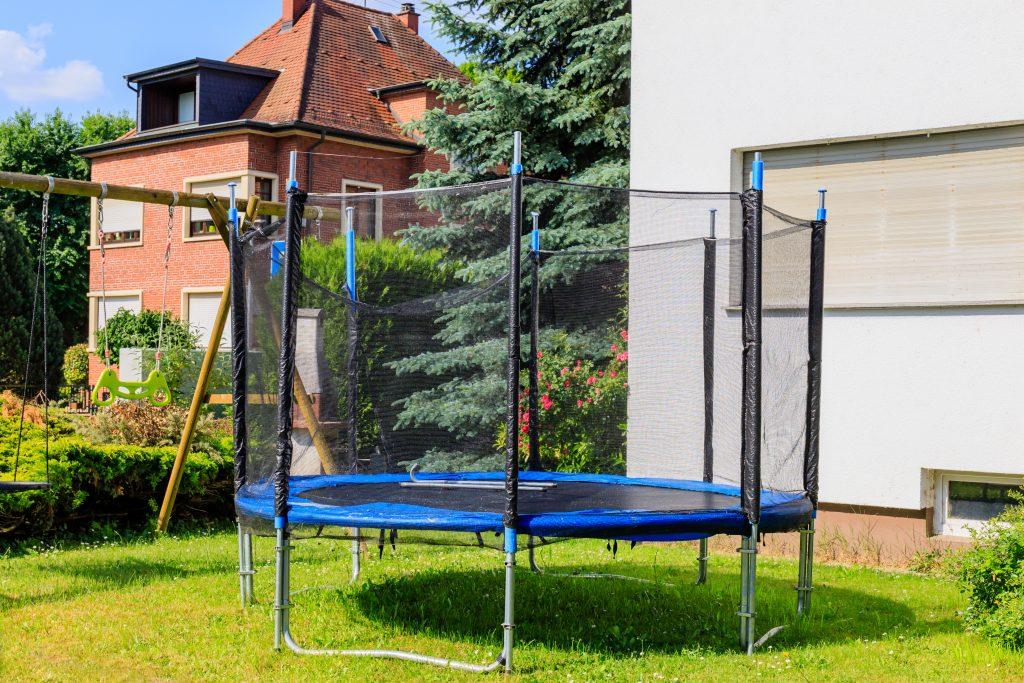 SE Minnesota Injury Lawyers | Backyard Trampoline Dangers