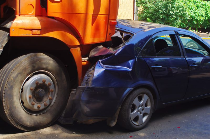 SE MN Truck Accident Lawyers | Truck Crash Deaths On The Rise