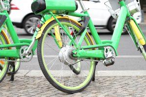 Rideshare Bicycles